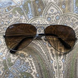 Ray Ban Gradient Aviators